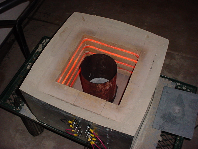 ... Homemade Electric Kiln: Seanano.org: Projects: Electric Kiln ...